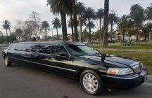 2010 black 120-inch lincoln towncar limousine for sale #1016