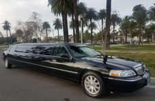 2010 black 120-inch lincoln towncar limousine for sale #1016
