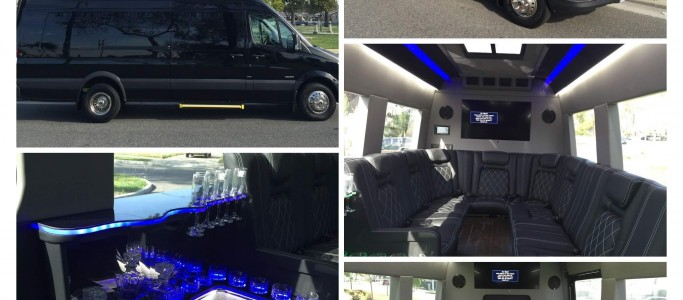 2017 Mercedes Benz Sprinter