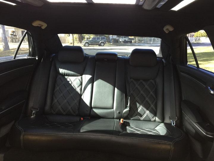 Brand New Chrysler 300 Luxury Limousine 617