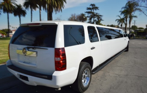 back right side chevy suburban