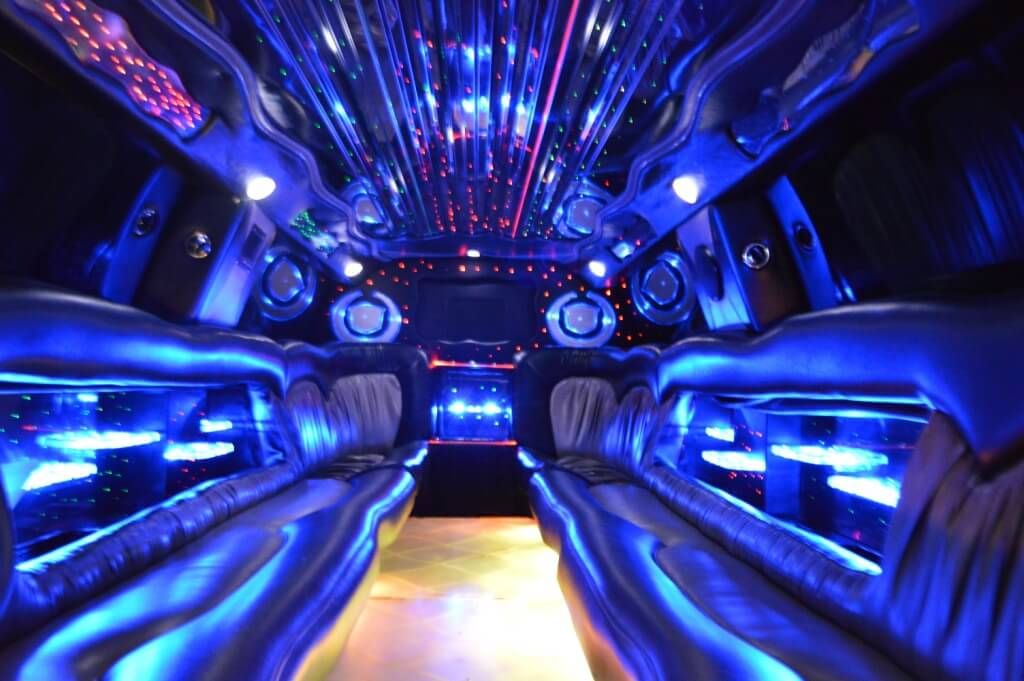 Chevrolet Tahoe Limousine 2476 Check Out The 2007
