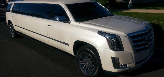 Cadillac Escalade 2015 Limo