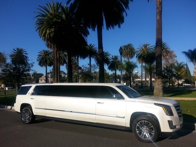 cadillac escalade limousine 2015