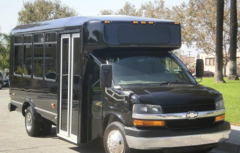 chevy g3500 party bus
