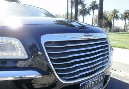 front grill 2012 black 70 inch chrysler