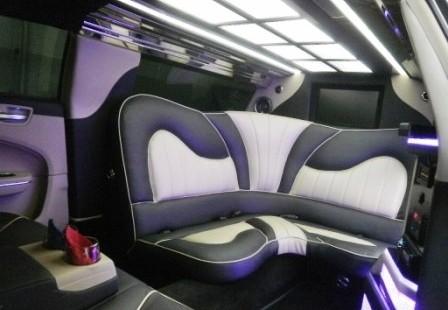 j seat black 70 inch chrysler