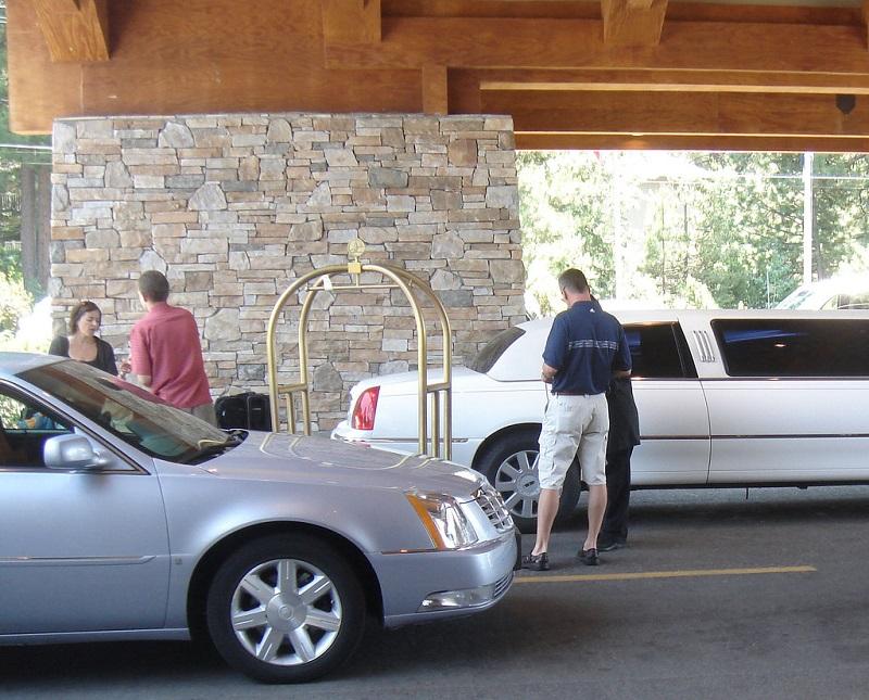 Hotel Limousine Fleet