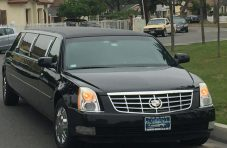 2007 black 130-inch cadillac dts limousine for sale 1038