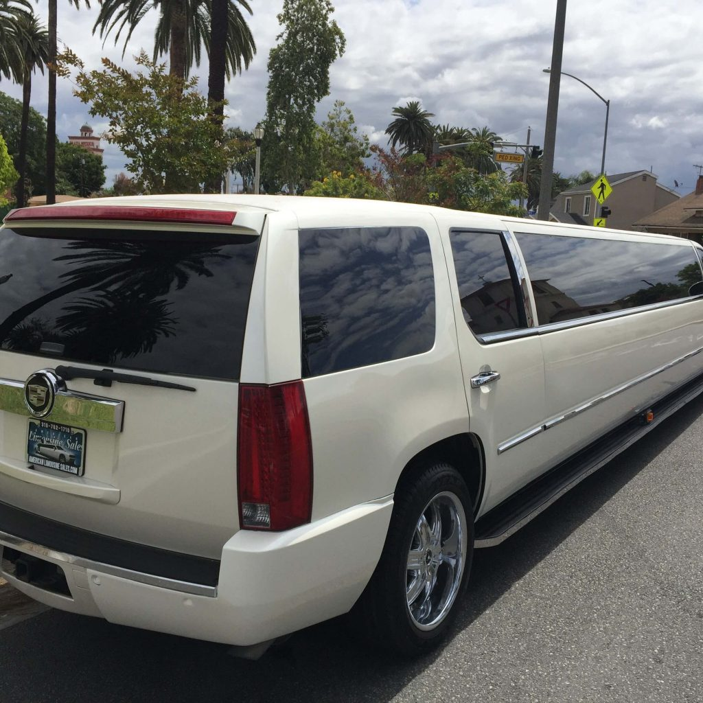 Building Your Limousine Fleet