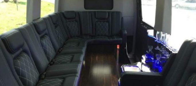 Custom Built Party Limousine