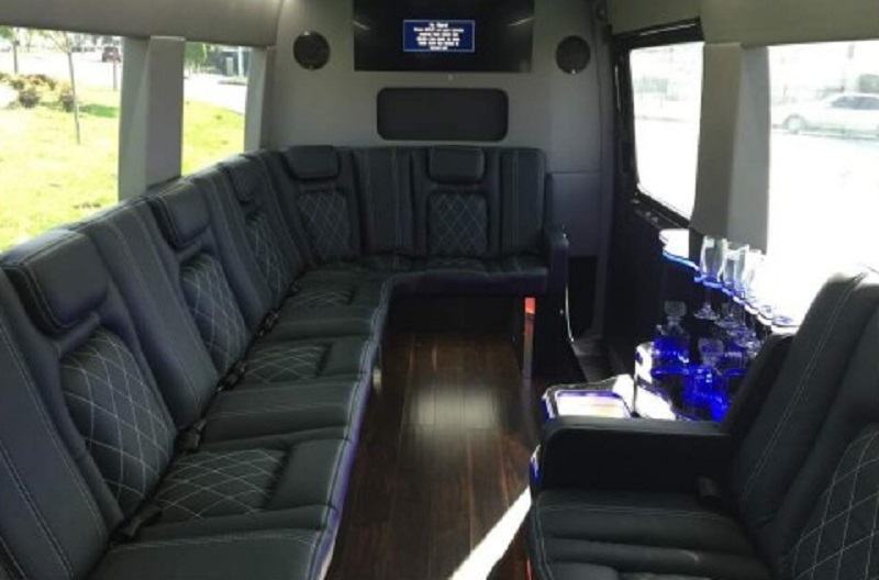 Custom Built Party Limousine