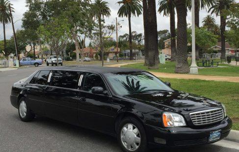 black72-inch cadillac deville limousine for sale 635