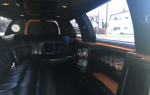 120-inch lincoln towncar limousine for sale 1007