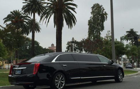 70-inch cadillac xts limousine for sale 620 right side rear