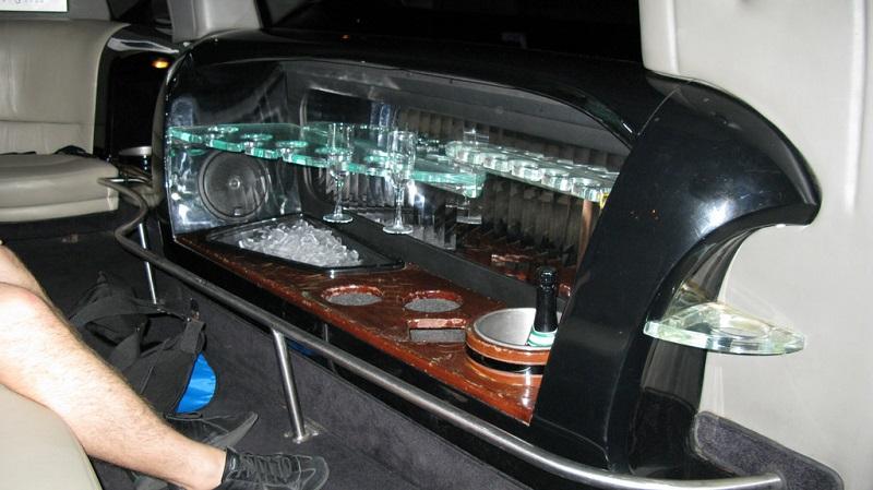 Limousine Accessories