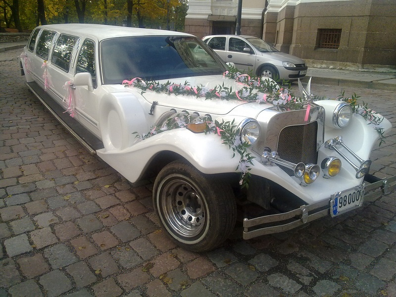 custom limousine design ideas