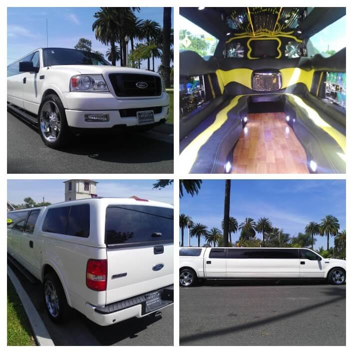 Ford Limos For Sale