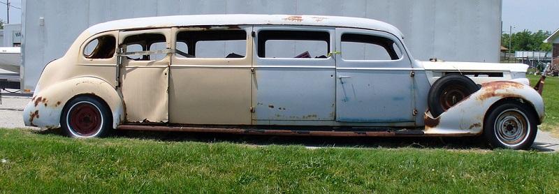 Old Limousine Fleet
