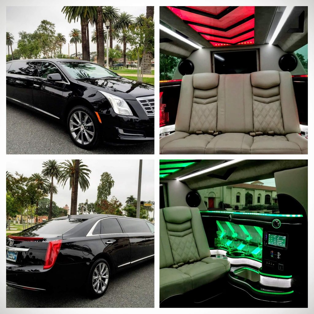 cadillac limousine for sale