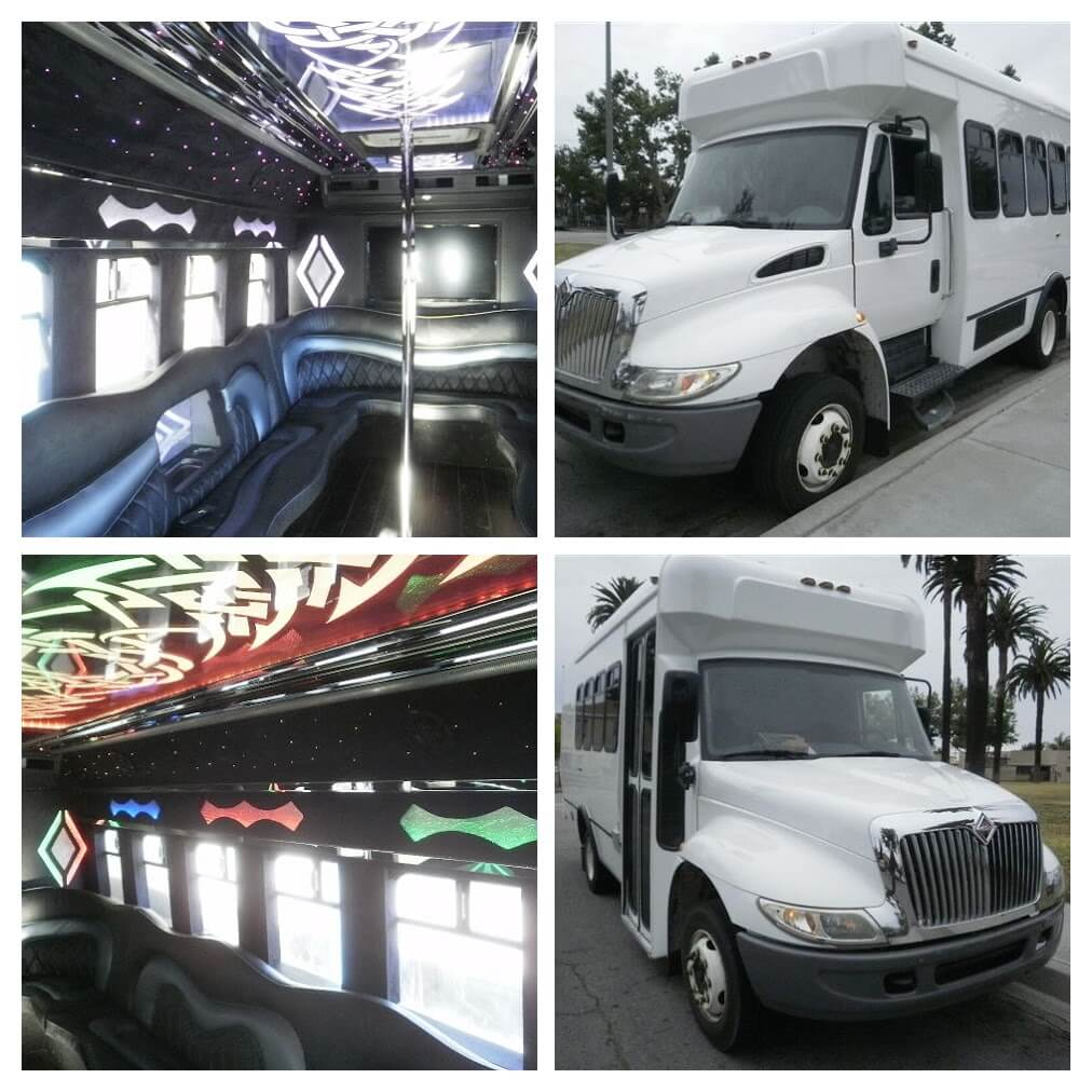 Party Buses For Sale