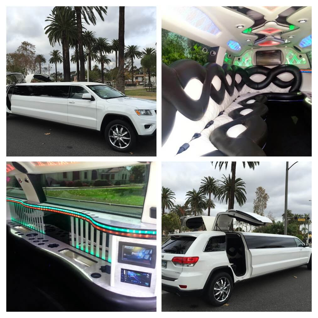 Jeep Limo For Sale