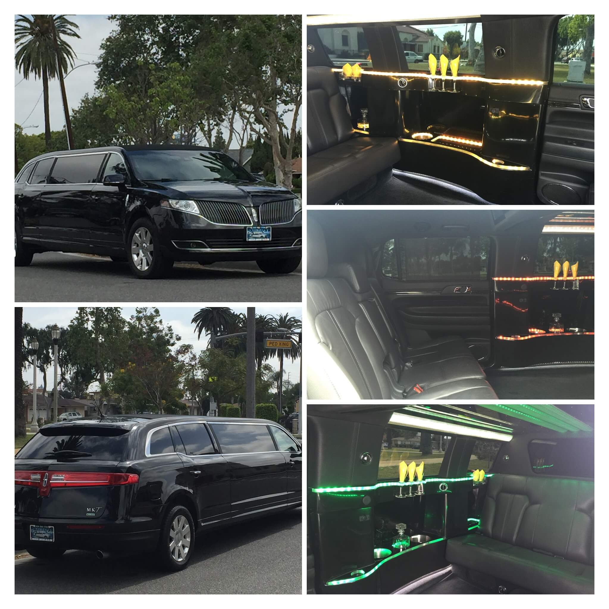 lincoln limousines for sale