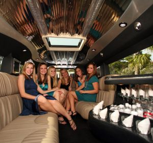 limo-with-women-inside
