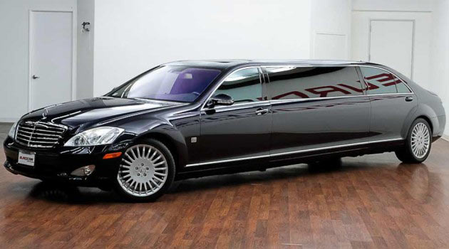 7 Of The Country S Top Limo Makes