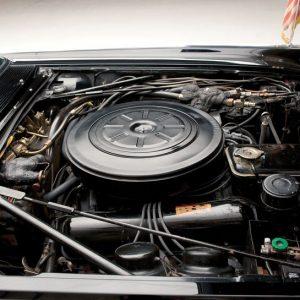 Limousine Engine Size