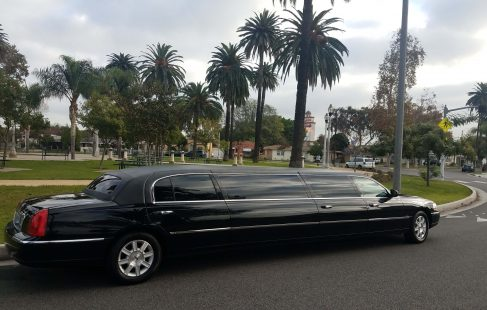 120-inch 5th door lincoln town car limousine 1014