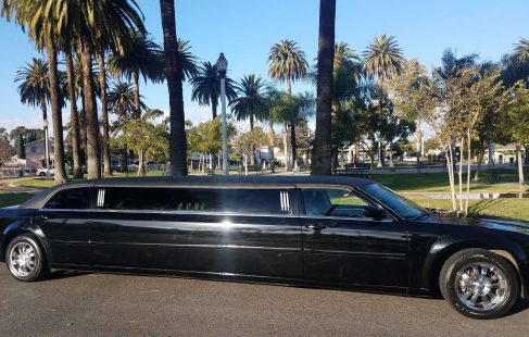 120-inch chrysler 300 limousine for sale