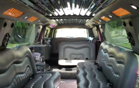 2008 cadillac escalade limousine for sale in los angeles
