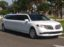 2013 White 120-inch Lincoln MKT limo for sale