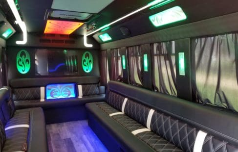 2012 New Ford E450 Party bus for sale