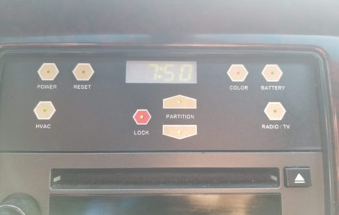 limo control system for limo
