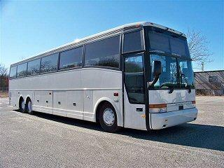 Party buses for sale Vanhool T2145