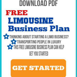 Free Limousine Business Plan