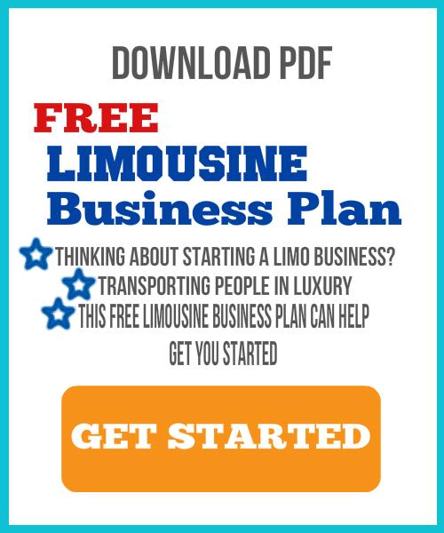 Free Limousine Business Plan