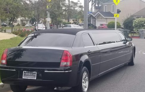 Chrysler 300 Limo#1263 009