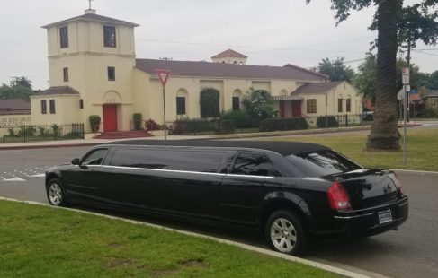 Chrysler 300 Limo#1263 033