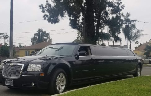 Chrysler 300 Limo#1263 105