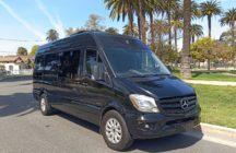 Sprinter Luxury Van for sale
