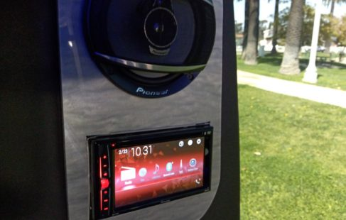 sprinter luxury van stereo system