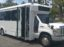 2015 White Ford E450 gas Party bus for sale #2490 by American Limousine sales