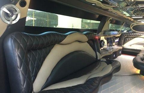 Cadillac Escalade 220 Inch Limousine#2445 26 Min