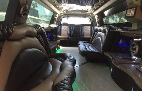 Cadillac Escalade 220 Inch Limousine#2445 31 Min