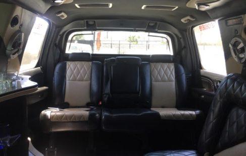 Cadillac Escalade 220 Inch Limousine#2445 35 Min