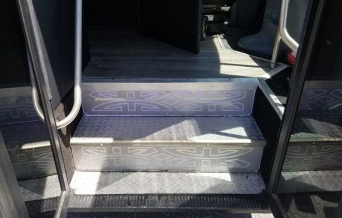 party bus stairs-2808